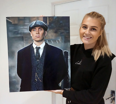 Thomas Shelby (Original Painting)