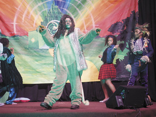 Wowed by 'The Wiz Live!'