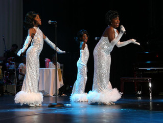 Campers wow audience with 'Sounds of Motown'
