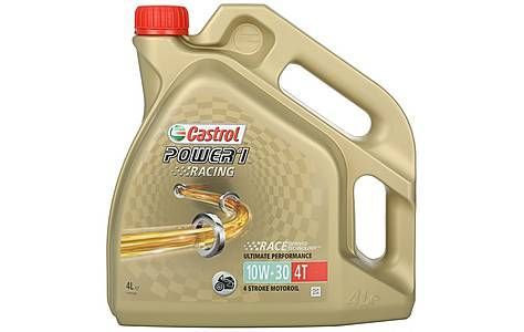 Castrol Power1 Racing Fully-Synthetic 10W40 4L