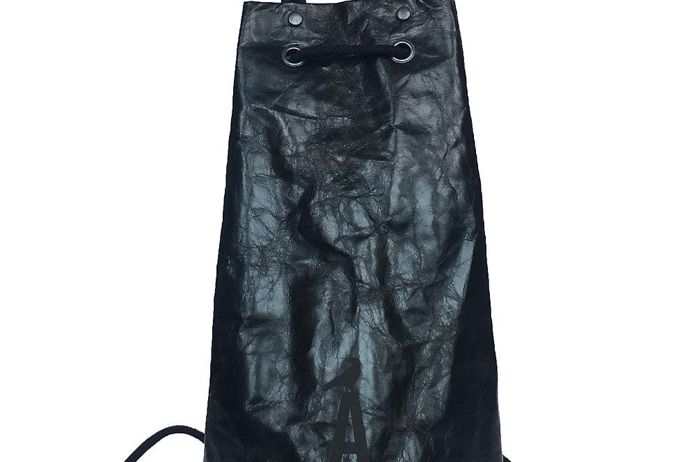 GYM BAG ALLEN BLACK METALLIC