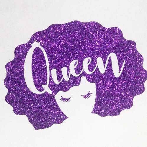 QUEEN Canvas Tote Bag