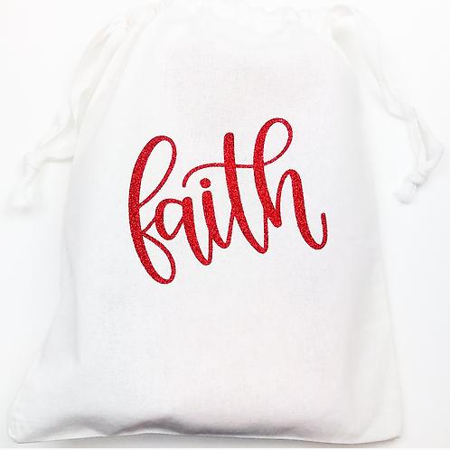 SANTA SACK - FAITH EDITION