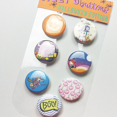 Mini Flair Buttons