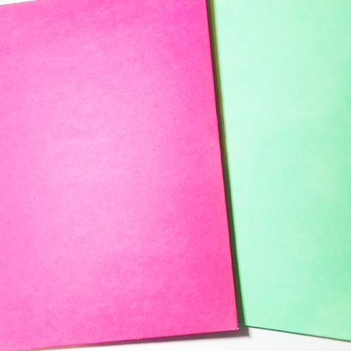 Valentine's Day Happy Mail Kit -Fuchsia Blend