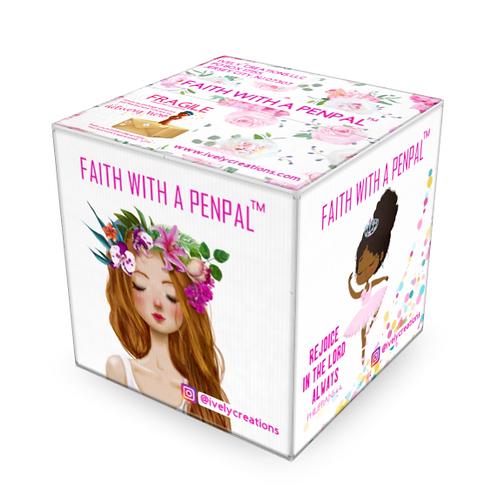 FAITH WITH A PENPAL™