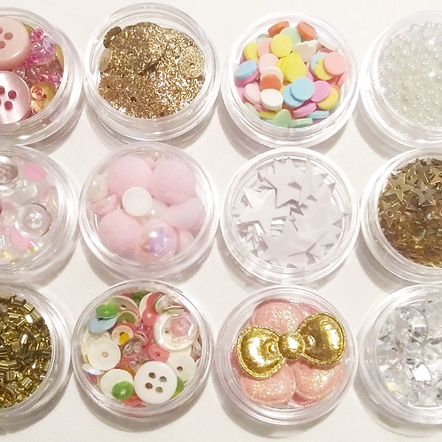 Sequins Mix - Delicately Sweet Collection