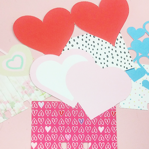 FUN CARDS - HEARTS ABOUND Edition