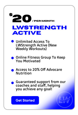 LWStrength Active Workouts