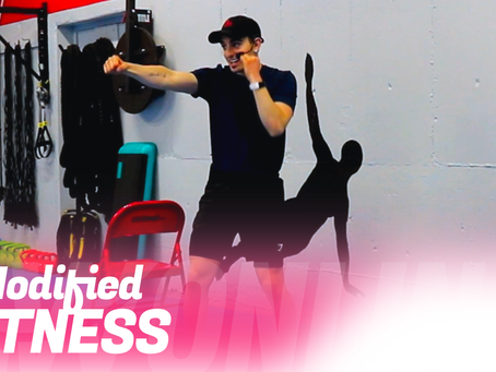 #009 Modified Fitness Workout!