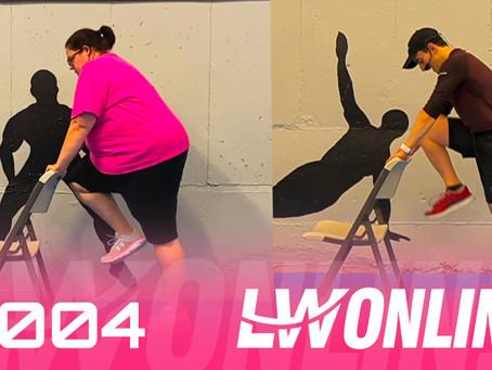 #004 Modified Workout!