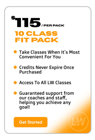 LWStrength 10 Class Fit Pack