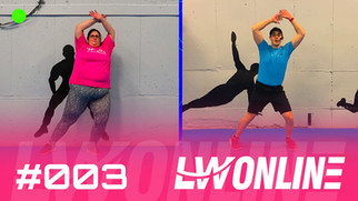 #003 Modified Fitness Workout!