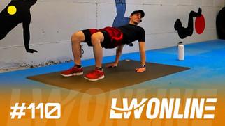 #110 Bodyweight Blast Workout!