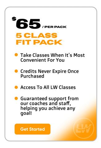 LWStrength 5 Class Fit Pack