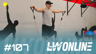 #107 Resistance Band Workout!