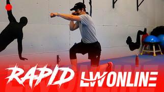 Rapid Workout: Bodyweight Blast!