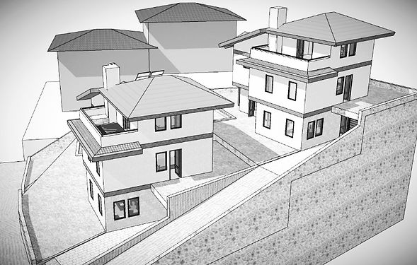 Project_SketchUp_Front