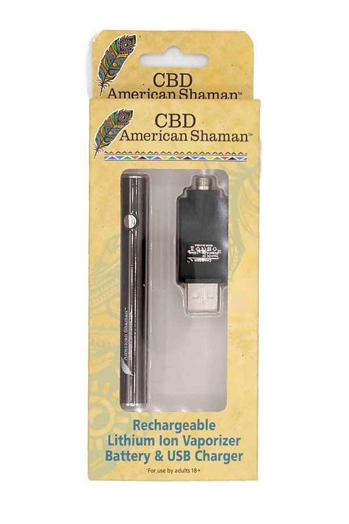 Rechargeable Inhaler Battery With USB Charger