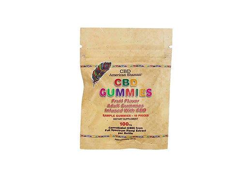 Sample Pack Of Gummies
