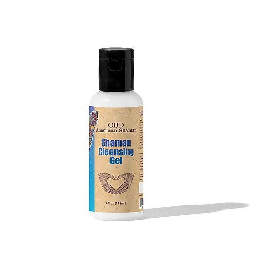 4oz Shaman Cleansing Sanitizer Gel