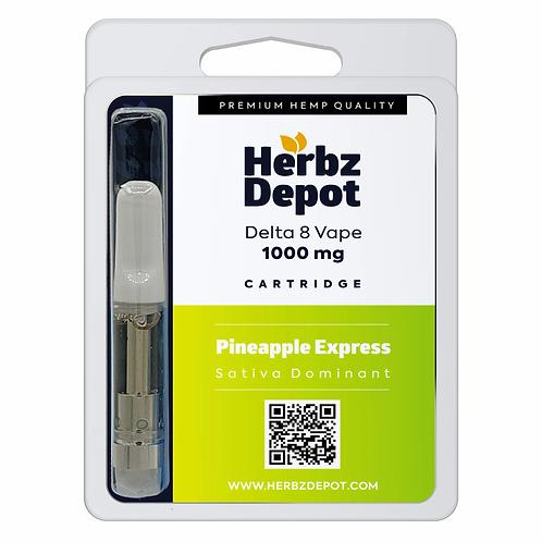 Herbz Depot Delta 8 Vape Cartridges