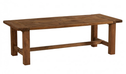 Table de repas vieux bois