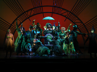 Wicked-National Tour