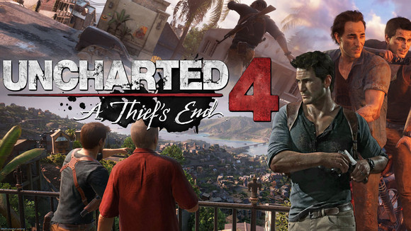 Uncharted 4 - Let's visit thief's end