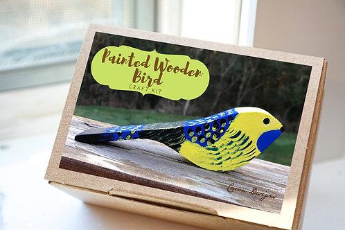 Acrylic Painting Bird Craft Kit
