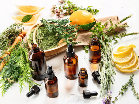 Fighting Allergies with Aromatherapy Oils