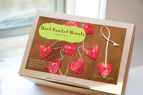 Heart Garland Craft Kit