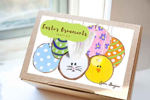 DIY Easter Ornaments Craft Kit