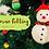 Thumbnail: DIY Felting Snowman Craft Kit
