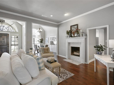 12745 Timberland Dr #FortWorth, TX 76244 Home Staging: Under Contract
