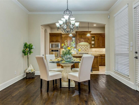 2629 Hundred Knights Dr, Lewisville, TX 75056 Home Staging: SOLD!