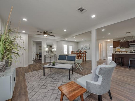 912 Coit Denton, TX: Staged & Offer in 1 Day!!