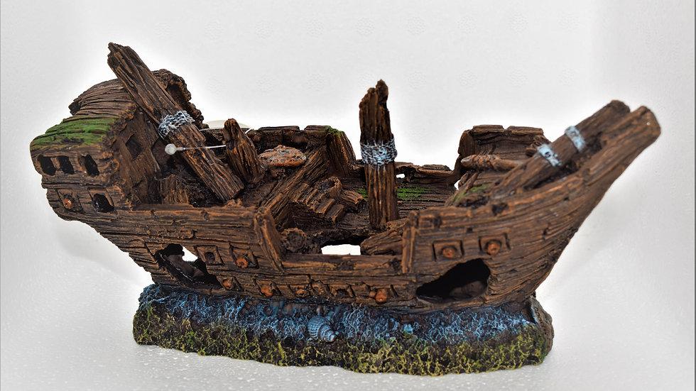 Hugo ship