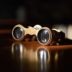 Teatro occhiali vintage