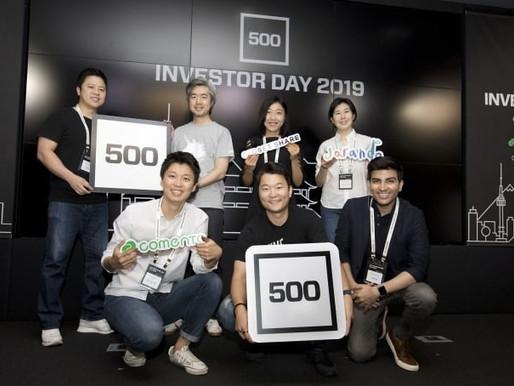 500스타트업코리아, 국내 투자한 우수 스타트업들과 함께 '인베스터 데이(Investor Day)' 개최