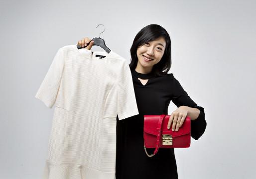 """패션 아이템과 공유경제 결합 """"옷장 크기 반으로 줄어드는 세상 꿈꾸죠"""""""