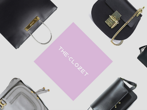 The Clozet: Share 2, and Enjoy 3 Free Designer Bags per Month