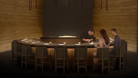 Confidential Restaurant Design