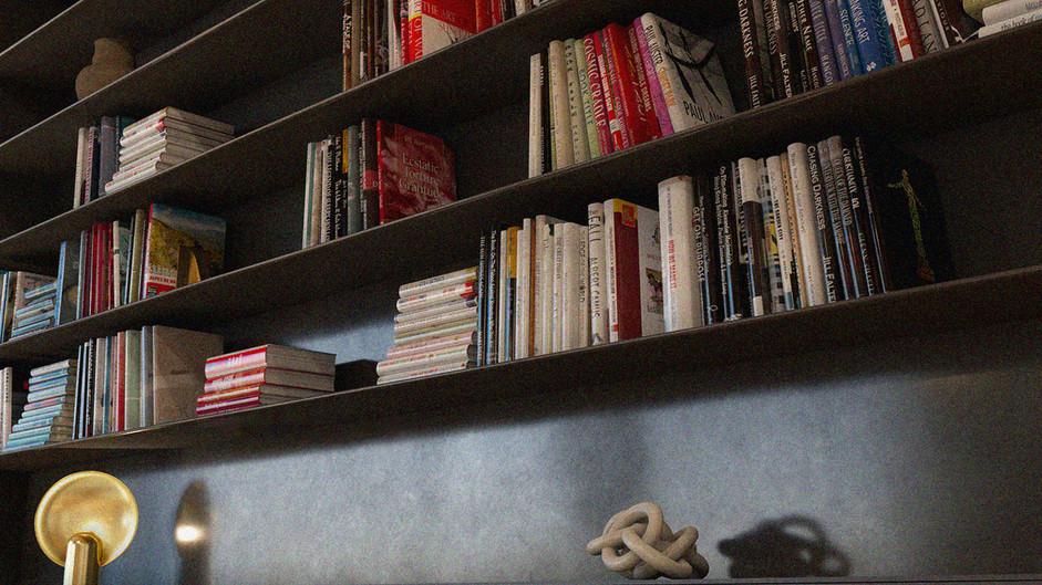 Bookcase Study