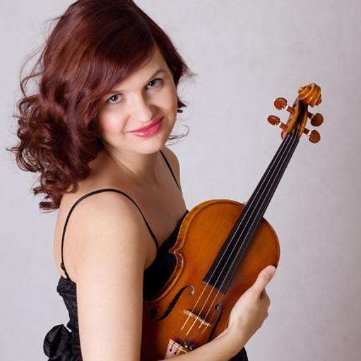 ROMANCE pro housle, hoboj a varhany
