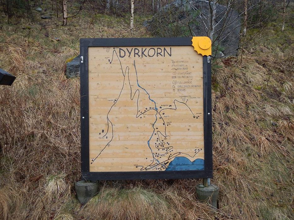 Діркорн, Dyrkorn