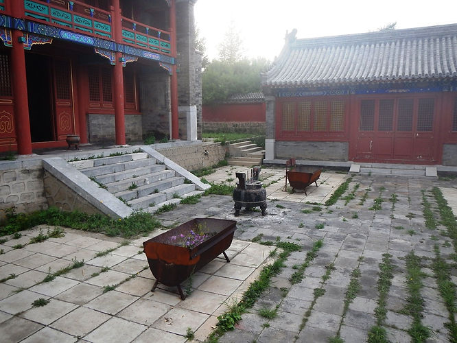Baihuashan Байхуашань