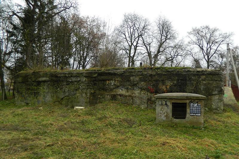 Alt-бункер Коха рівне