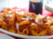 Missy-Meaty Mushroom Bolognese with Riga