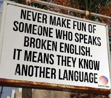 Никогда не смейтесь...